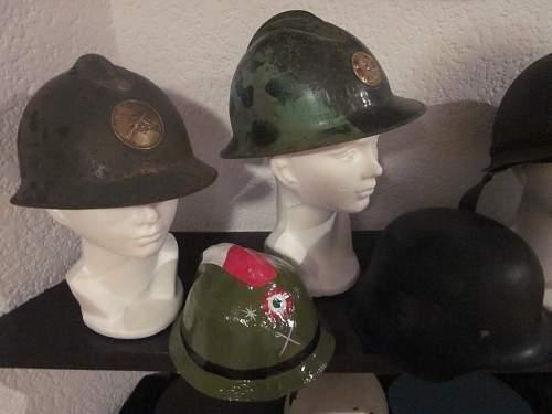 M40 Mexican Army Helmet