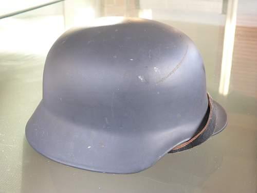 BGS helmet