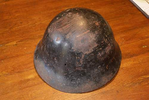 What type of Japanese helmet?