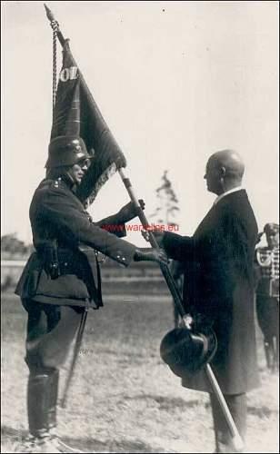 Click image for larger version.  Name:�estonian officer in M16 german helmet.jpg Views:167 Size:34.6 KB ID:232