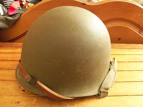 French OTAN M51 Helmet