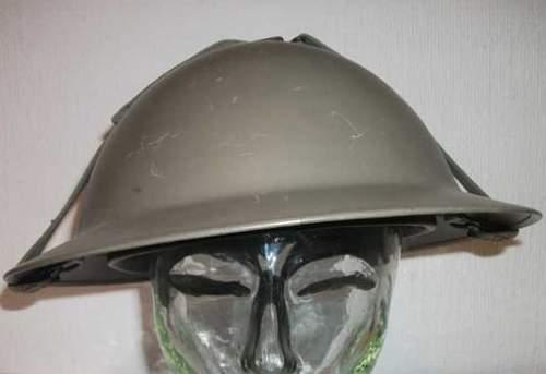 israeli helmet ?