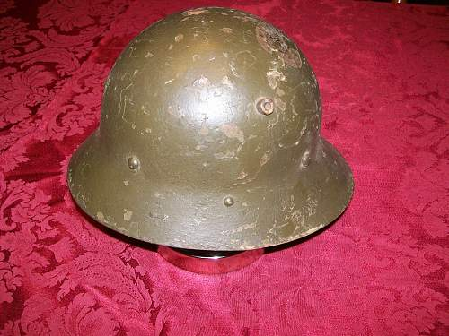 Can Anyone Identify this helmet?
