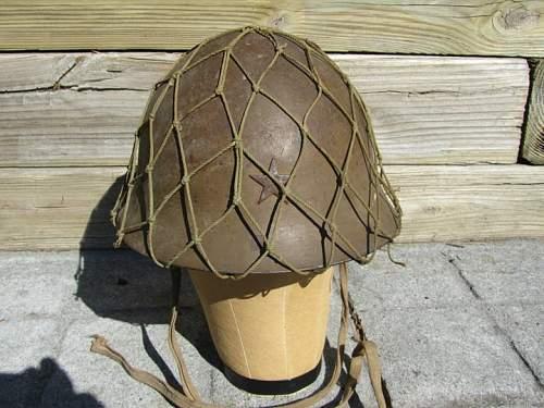 Japanese helmet color