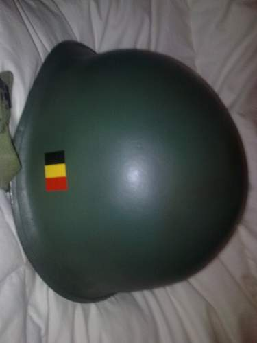 Belgian M1