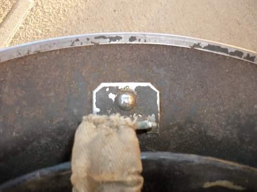 steel helmet id please