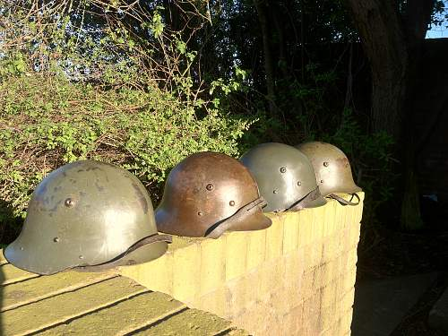 Nearly a complete set of m36's