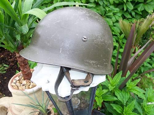 my west german helmets