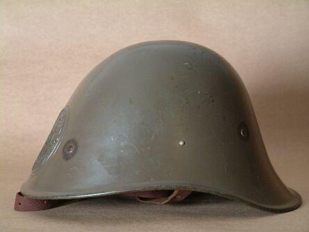 Please Help Me Identify This Helmet