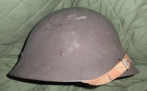 Another Swedish Helmet