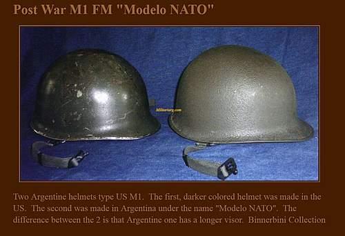 Argentinian M1