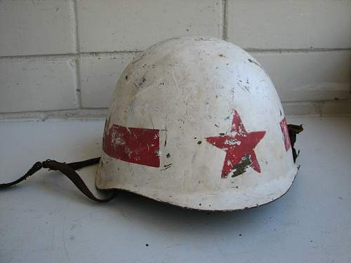 Need help with bulgarian and russian helmets