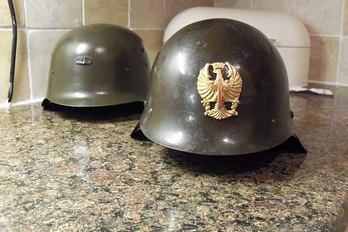 spanish casco con ala