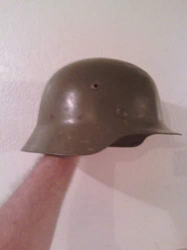 M35 style helmet ID help