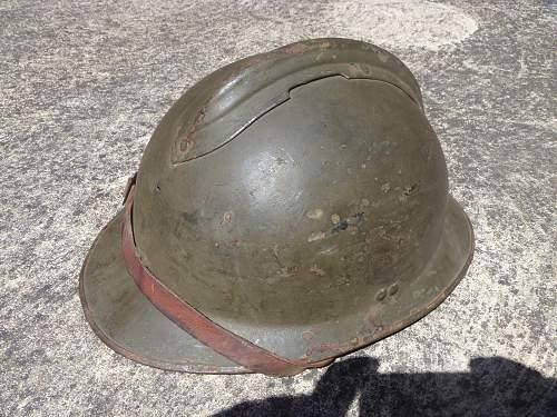 m26 adrian helmet