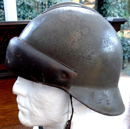 French Tanker Helmet?