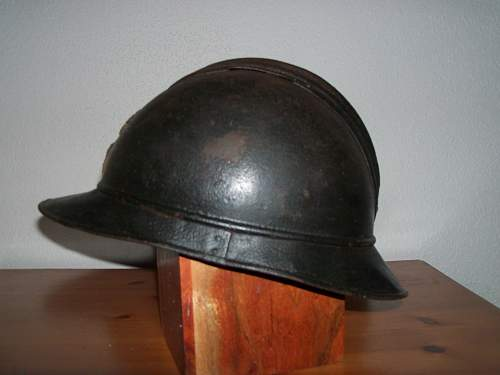 french infantry marine  m1915
