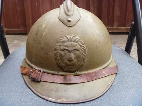 2 m15 adrian helmets