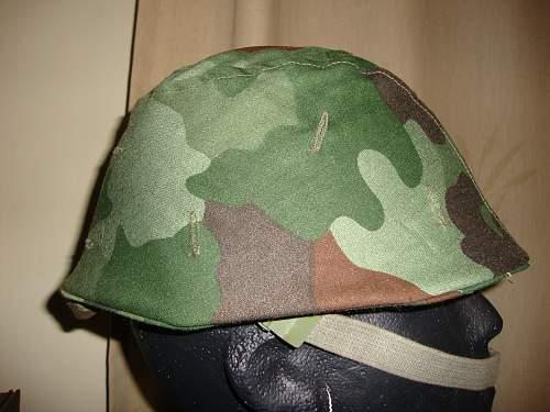 Serbian helmets