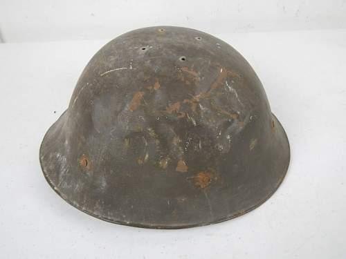 Any info to ID my Japanese helmet
