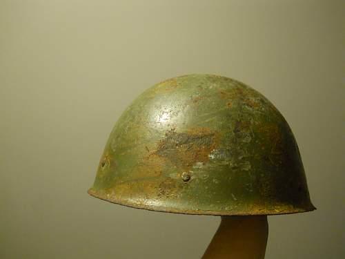 Please Help, cannot identify type of helmet(FINN M40?)