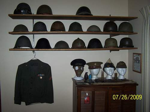 Helmet Collection