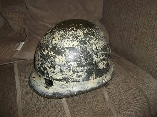 New Iraqi Helmet