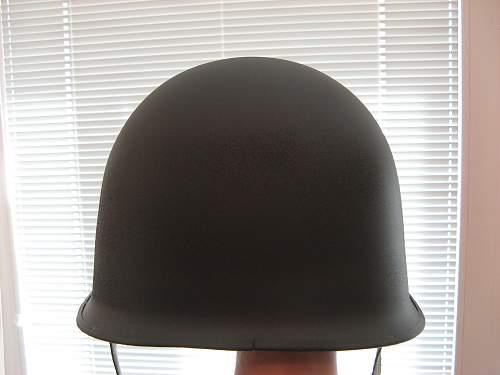 Help With M1 style Helmet