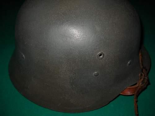 German helmet ?