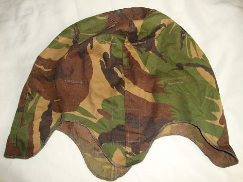 can you identify where this camo helmet cover is from?