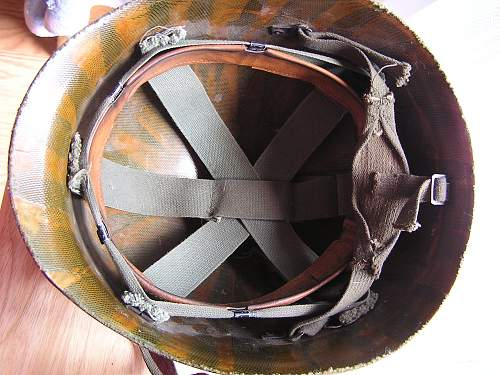 Info on this US style helmet