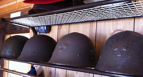 Swedish helmets (all models)