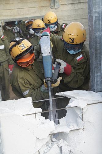 Israeli made Brodie Helmet