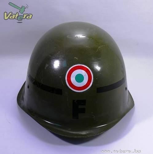 Post-war Hungarian helmet...I think.
