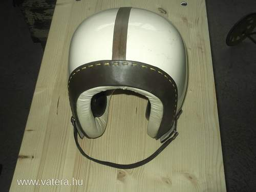 Cold War Hungarian Paratroopers Helmet - unissued