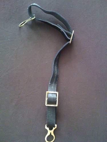 WW1 M16 chin strap