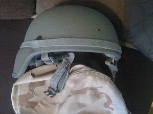 My latest helmet :D