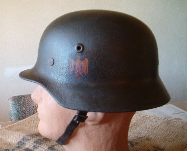would you ever buy a repro WWII German helmet? who makes the best