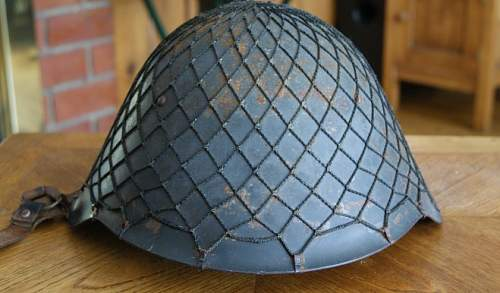 Why do people have the nerve to list a common helmet like this for so much money? EG M56 Stahlhelm