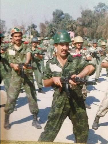 Iraqi M90 Helmet