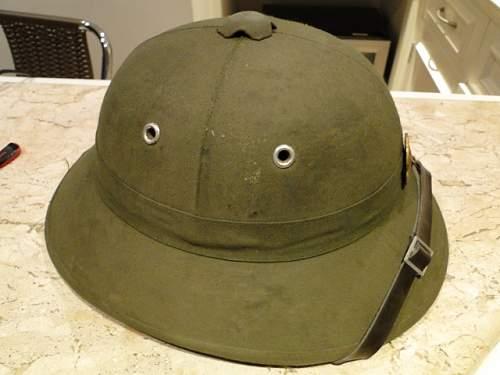 Vietcong Helmet?