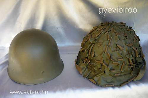 Is this West-German helm?