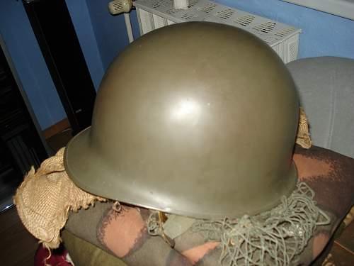What kind of helmet?