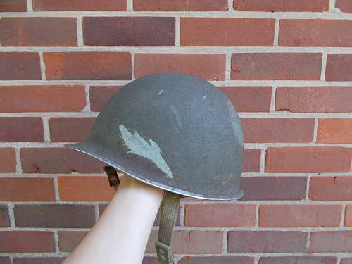 What nation is this M1 helmet from?