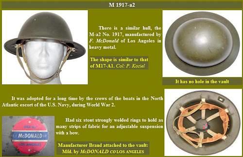US CD Helmet