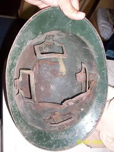 South American Helmet Price?