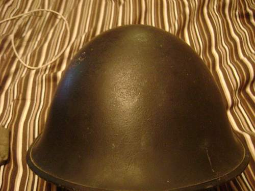 Unknown Helmet - Age and Country?
