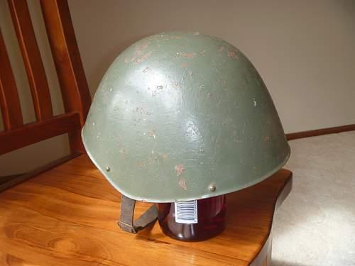 greek m34 - 39 helmet