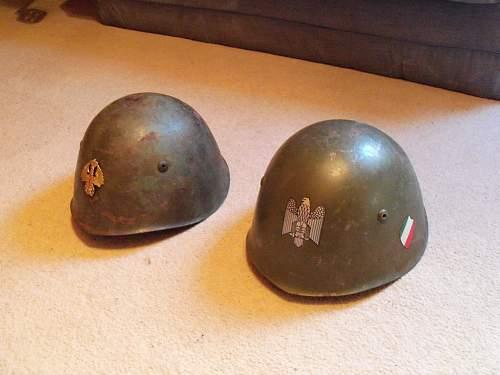 Italian Helmet Expert needed!