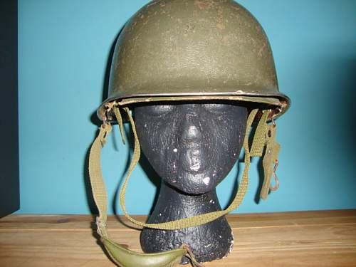 Spanish Marine M1.